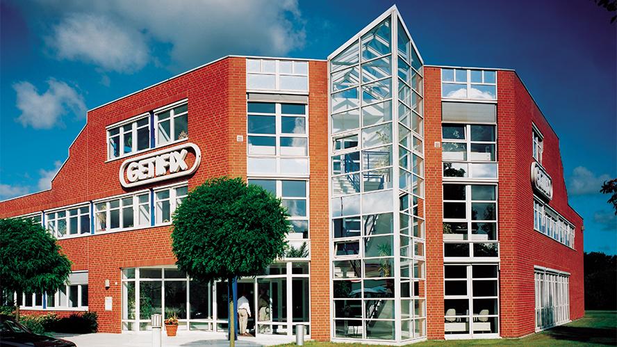 Getifix-Gebäude