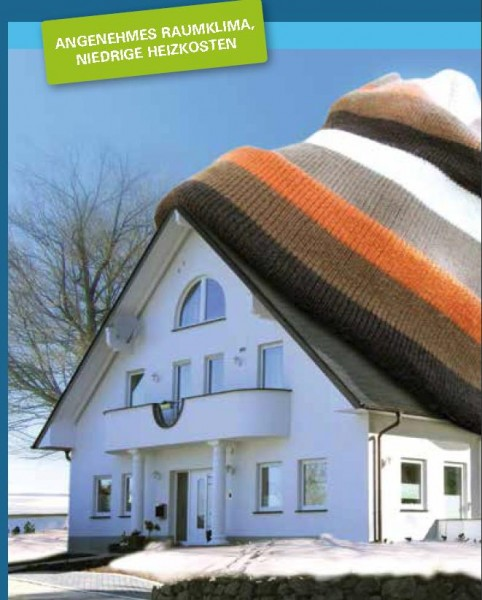 Alternative zur Außendämmung - die Getifix Innendämmung (Beratung über Getifix Fachbetrieb)