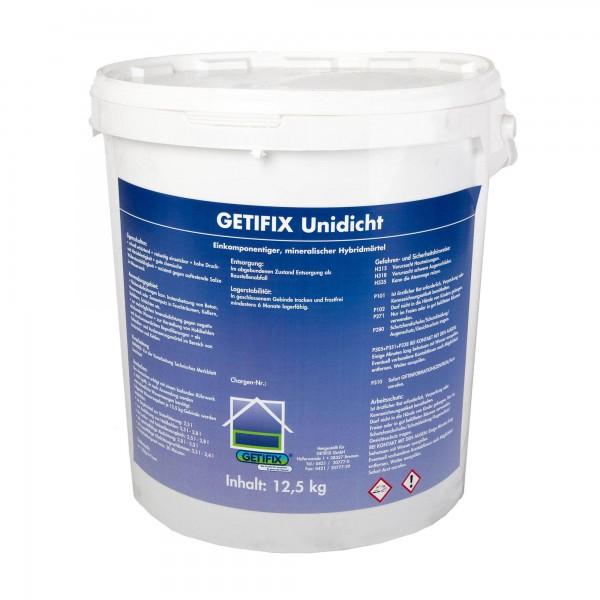 Getifix Unidicht (universeller, mineralischer Abdichtungsmörtel)