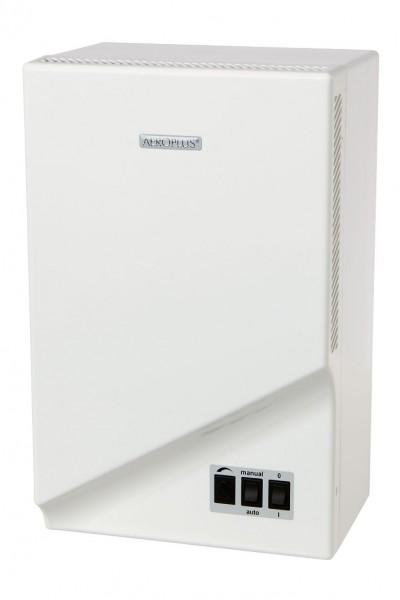 Getifix Aeroplus Wandlüfter inkl. PVC-Rohr und Wetterschutz