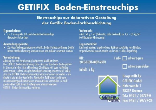 Getifix Boden-Einstreuchips