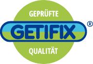 GETIFIX Prüfsiegel