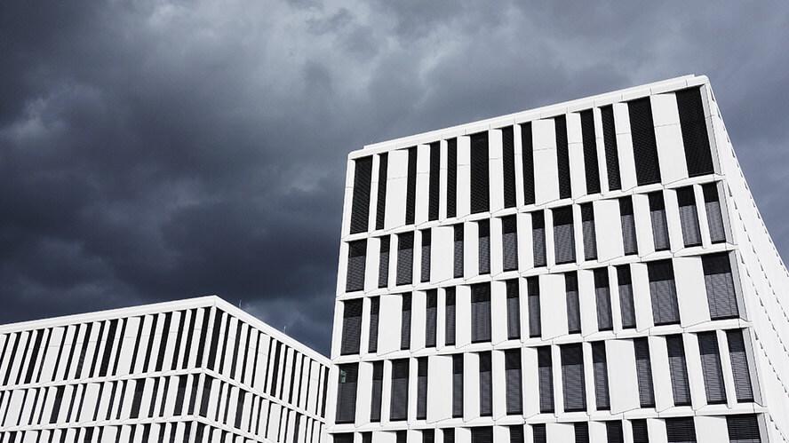 Fassadentrocknung