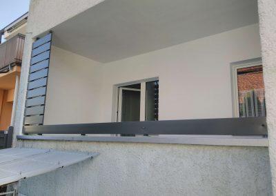 3) Verlegung Pedra Balkonbodenbelag