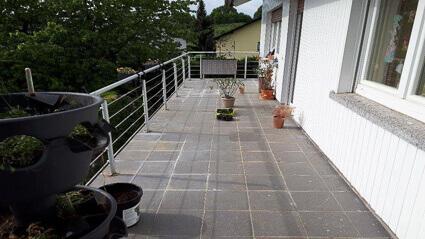 Balkonabdichtung Westerngrund - Objektbild
