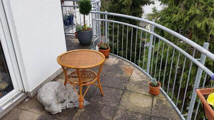 Balkonabdichtung Frankfurt - vorher