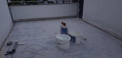 Balkonabdichtung Offenbach - Abdichtungsarbeiten