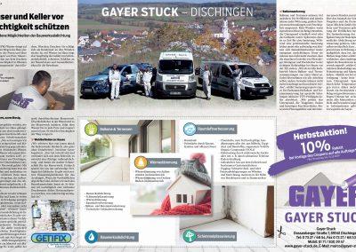 Wochenzeitung Heidenheim - November 2019
