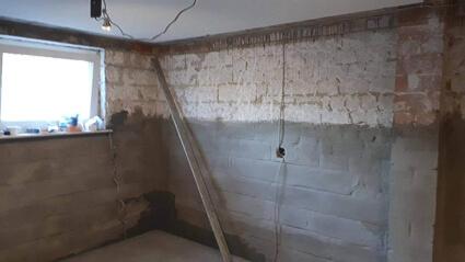 Kellerabdichtung Hainburg - Abdichtung Wand