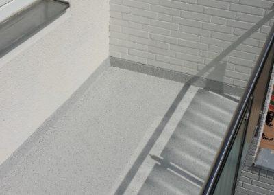 Balkoninstandsetzung durch Beschichtung
