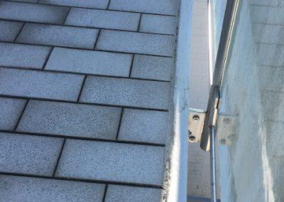 Balkoninstandsetzung durch Beschichtung - vorher