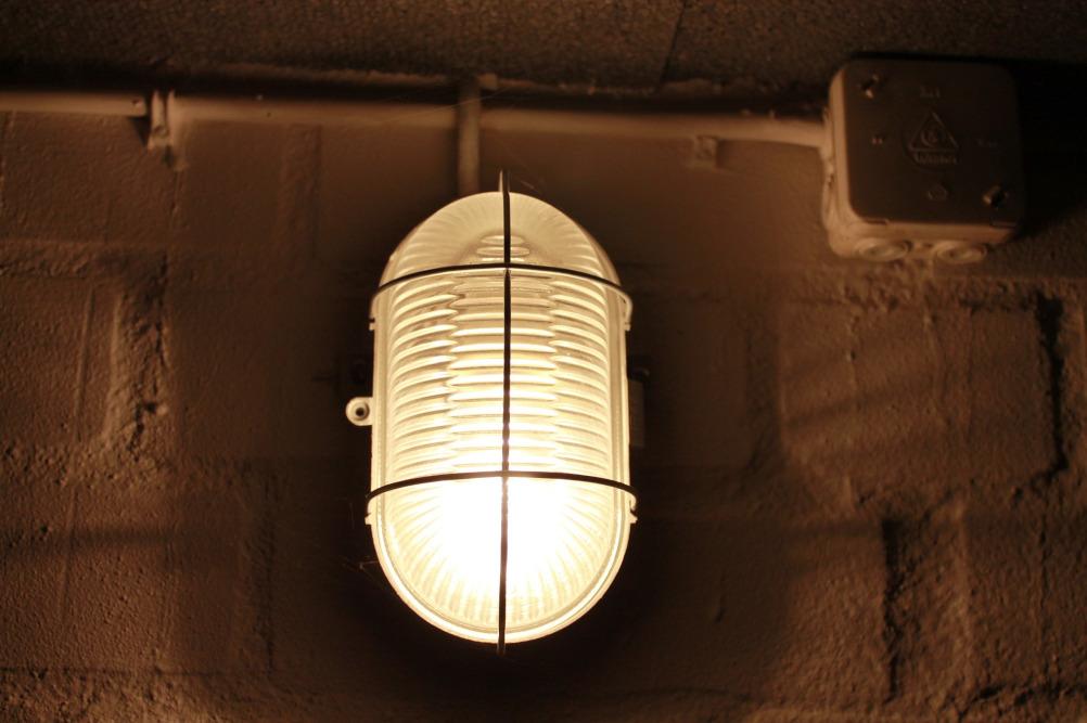 Kellerlampe
