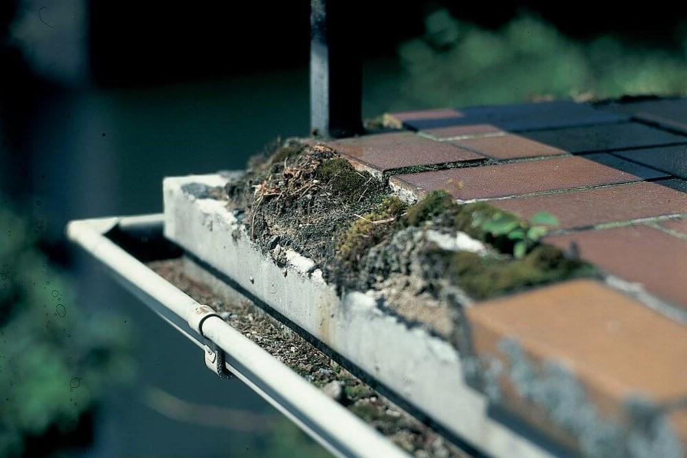 Balkonschaden Boden