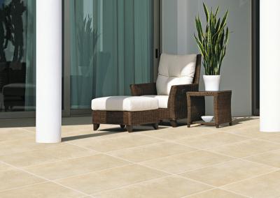 Balkonboden Ceramica Beispiel