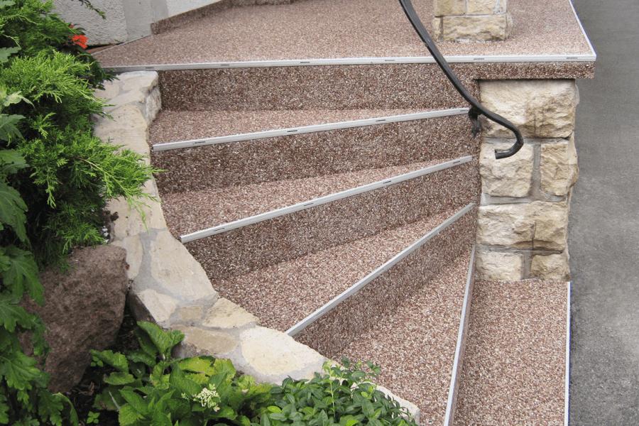 Beispiel Steinteppich