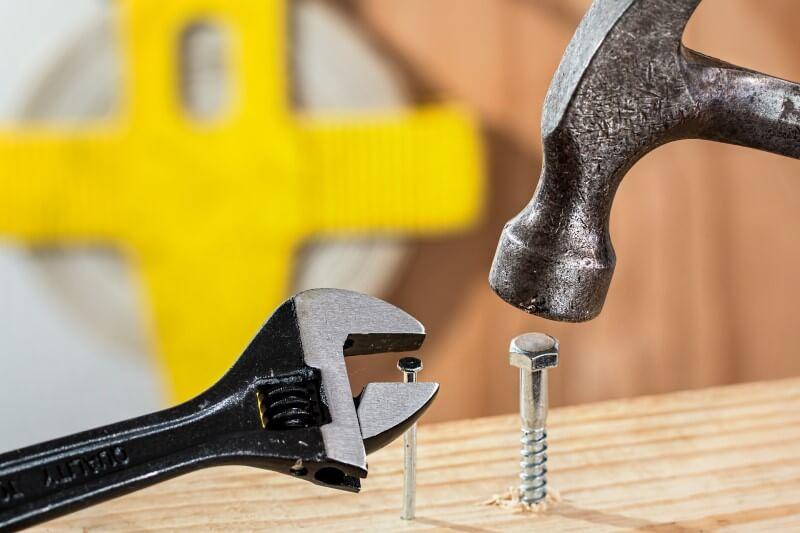 Werkzeug Bearbeitung